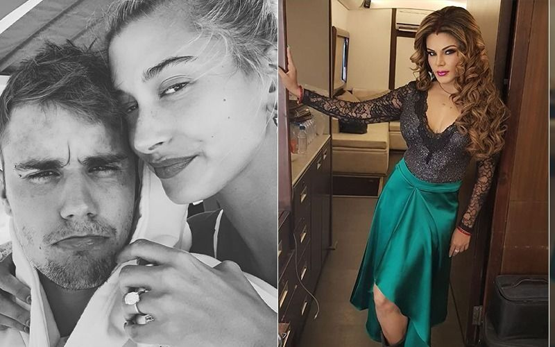 Rakhi Sawant's Latest Photo Has A Justin Bieber-Hailey Baldwin Wedding Connection: Details Inside