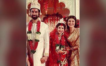 Celebrations For Sushmita Sen's Bhabhi And TV Actor Charu Asopa As Brother Chetan Asopa Gets Engagement