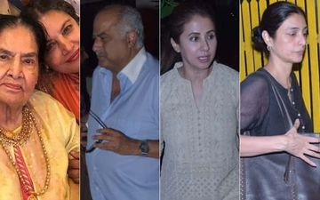 Shabana Azmi's Mother Shaukat Kaifi Passes Away At 93: Tabu, Boney Kapoor, Urmilla Matondkar Pay Their Respects