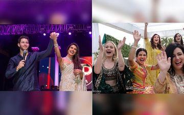 Priyanka Chopra-Nick Jonas 1st Wedding Anniversary: Throwback To Love Soaked Haldi, Mehendi And Sangeet Ceremony
