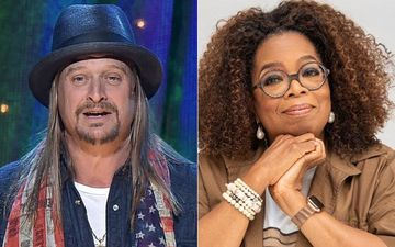 Kid Rock Rants Against Oprah Winfrey In Inebriated State; Says F*** Oprah On The Stage