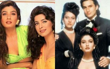 Raveena Tandon Takes Us Down Memory Lane, Shares Magazine Covers Of 90s Highlighting The Scandalous Headlines