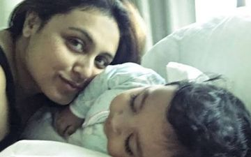 Rani Mukerji Opens About Pap Culture In India, Says 'I'm Adira's Paparazzi'