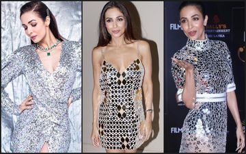 Malaika Arora Is OBSESSED With Mirror, Mirror On The Wall, Err, On Her Dress!