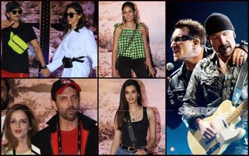 U2 Mumbai Concert 2019: What Deepika Padukone, Hrithik Roshan, Mira Rajput, Ranveer Singh And Diana Penty Wore For The Electrifying Nite