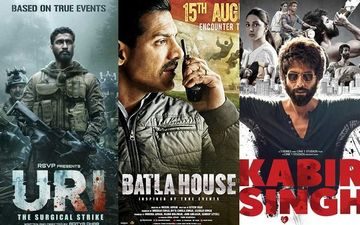 Controversial Movies Of 2019: Kabir Singh, Batla House, URI, Judgementall Hai Kya And Many More