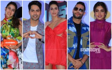 BEST DRESSED & WORST DRESSED At The Nickelodeon Kids Choice Awards 2019: Sara Ali Khan, Varun Dhawan, Kriti Sanon, Siddhant Chaturvedi Or Bhumi Pednekar?