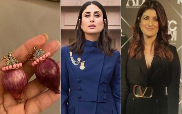 Akshay Kumar Was Right, Not Kareena But Wife Twinkle Khanna Will Appreciate His Onion Earrings; She's Wearing Them RIGHT NOW