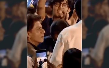 Big Kid Shah Rukh Khan Dances To Mauja Hi Mauja At AbRam's Annual Day Function- Inside Video