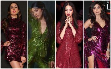 Christmas Eve 2019: Sara Ali Khan, Kiara Advani, Ananya Panday, Shilpa Shetty Give Tips To Dress For The Party