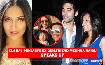 Kushal Punjabi Death: Ex-Girlfriend Meghna Naidu Says, 'It's Quite Tragic And Shocking, I Feel For His Son And Family'- EXCLUSIVE