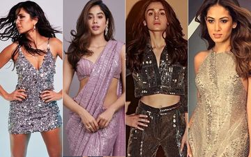 Battle Of Bling – Katrina Kaif, Janhvi Kapoor, Alia Bhatt, Mira Rajput, Ladies Who Dazzled Though 2019