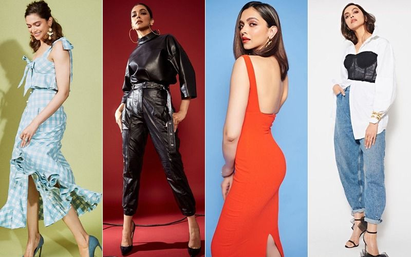 Happy Birthday Deepika Padukone: From Sarees To Body Cons; Times She Nailed Her Fashion Game