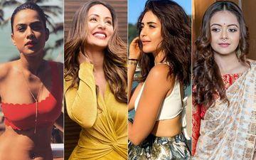 Who Werked it Better- Karishma Tanna, Nia Sharma, Devoleena Bhattacharjee Or Hina Khan?