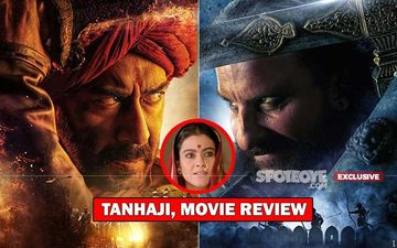 Tanhaji, Movie Review: Haanji To This Ajay Devgn-Kajol-Saif Ali Khan War Flick