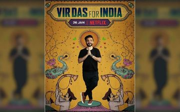 Vir Das For India Trailer OUT: Vir Das 'Explains India' In The Most Hilarious Manner