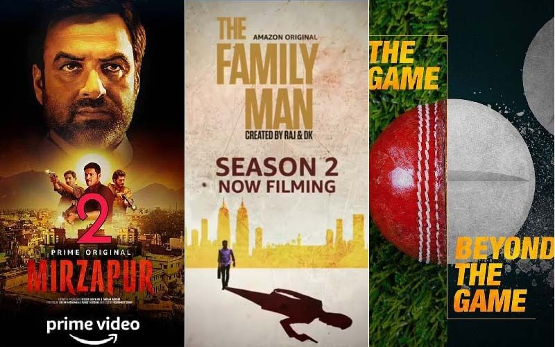 Mirzapur 2, The Family Man 2, Inside Edge 3 And 11 Other Amazon Prime Shows That Are Screaming For Your Attention