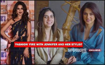 Jennifer Winget HATES Getting Ready For Red Carpets; Actress Sits With Her Stylist For A Fashion Postmortem- EXCLUSIVE VIDEO
