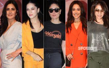 STUNNER OR BUMMER: Katrina Kaif, Sunny Leone, Kareena Kapoor Khan, Nushrat Bharucha Or Kajol?