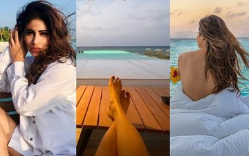 Mouni Roy Raises The Heat In Maldives As She Goes Topless For Her Sexy Pictures; We Are Burning