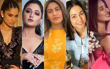 Hottest TV Actresses On Insta This Week: Ankita Lokhande, Rashami Desai, Surbhi Chandna, Hina Khan And Mahira Sharma