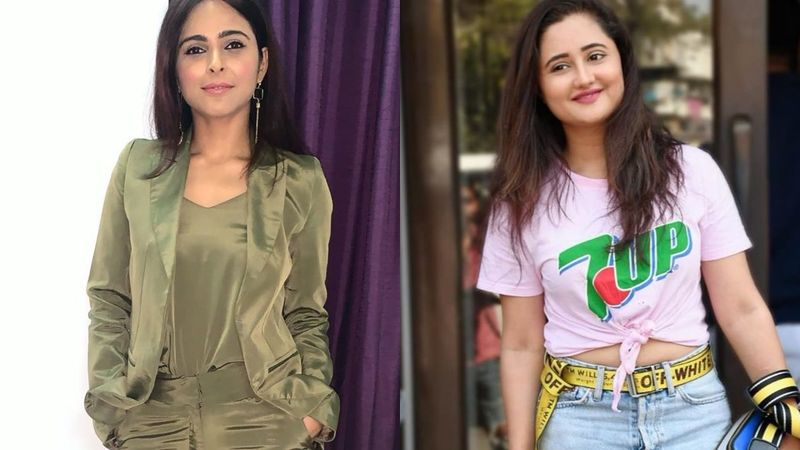 Bigg Boss 13: Rashami Desai - Madhurima Tuli Up The HOTTNESS Quotient With Their Latest Fashionable Outings