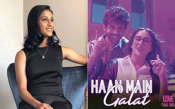 Kartik Aaryan Bowled By Cricketer Jemimah Rodrigues' Dance Moves On Haan Main Galat - WATCH HERE