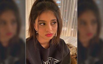 Bored Suhana Khan Captures Various Moods In Selfies Post The US Declares National Emergency Due To Coronavirus