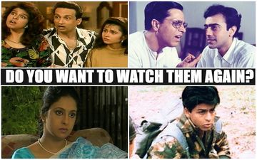 Why Just Ramayana? Here's A List Of Super-Entertaining Serials From The Past Which Viewers Would Instantly Trip On, Instead Of Shows' Reruns!