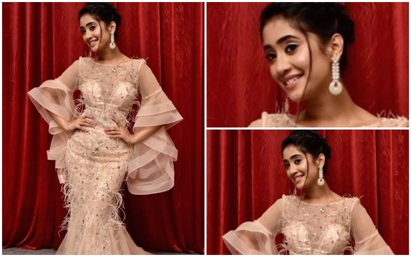 FASHION CULPRIT OF THE DAY: Shivangi Joshi, That Hideous Gown Is WRONG On So Many Levels!