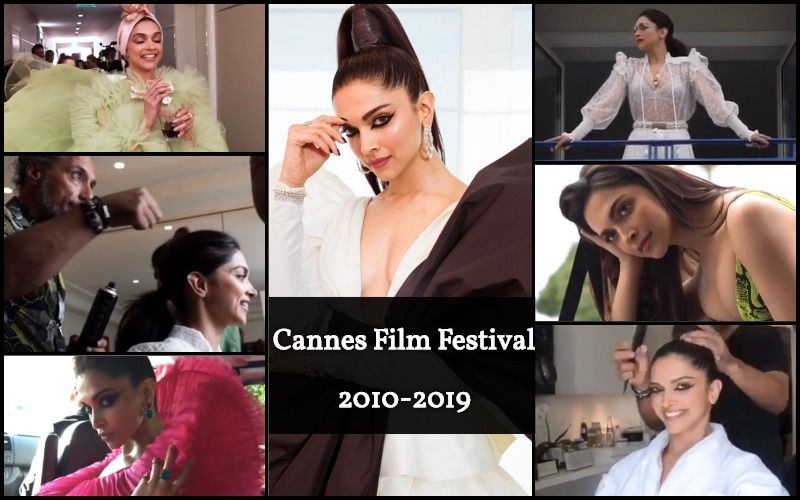 Cannes Film Festival, Throwback PICS: A Look Through Deepika Padukone's Journey From 2010 To 2019