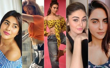 Hottest TV Actresses On Insta This Week: Shehnaaz Gill, Aamna Sharif, Surbhi Jyoti, Shefali Jariwala And Krystle D'Souza