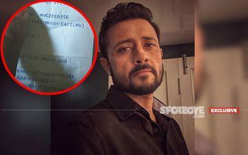 Aditi Rao Hydari's Ex-Husband Satyadeep Misra FINED BY GOA POLICE For Not Wearing A Mask- EXCLUSIVE