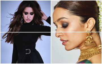 Shraddha Kapoor Aces The Smokey Eyes Game With Different Looks: Click For Tips!