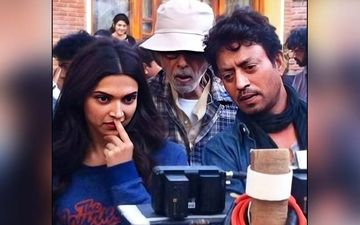 5 Years Of Piku: Unseen Pictures From The Sets Of Deepika Padukone, Irrfan Khan And Amitabh Bachchan Starrer