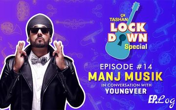 9X Tashan Lockdown Special : Episode 14 With Manj Musik