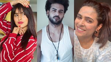 Lockdown Transformation: From Shehnaaz Gill To Ex-Lovers Vishal Aditya Singh-Madhurima - THESE Stars Look A Lot Different
