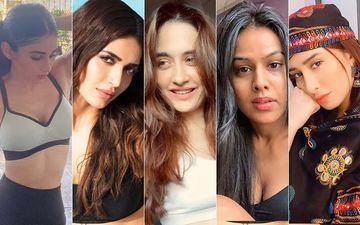 Hottest TV Actresses On Instagram This Week: Mouni Roy, Karishma Tanna, Sanjeeda Sheikh, Nia Sharma And Mahira Sharma