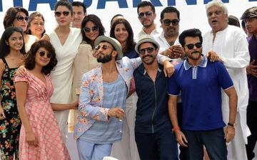 Dil Dhadakne Do Turns 5: These Pics Featuring Ranveer Singh, Anushka Sharma, Priyanka Chopra, Farhan Akhtar Are Pure GOLD
