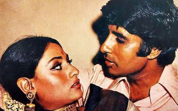 Throwback To The Time When Jaya Bachchan Revealed She Was Frightened Of Amitabh Bachchan Leaving Big B Surprised- VIDEO