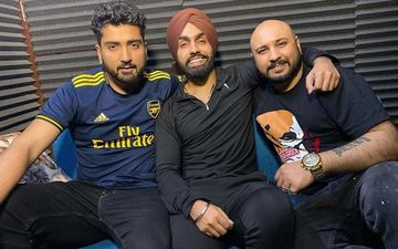 Ammy Virk, Jaani and B Praak Announce That Music Of 'Qismat 2' Is In Progress