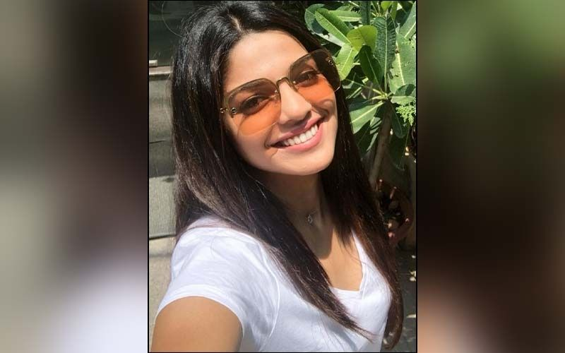 Pooja Sawant Finds Joy As She Starts Working Again, Here Are Some Studio Moments