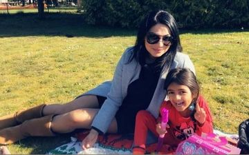 Neeru Bajwa Shares Video Of Her Family Of Five On Instagram