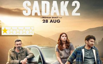 Sadak 2 Review: Alia Bhatt, Aditya Roy Kapur, Sanjay Dutt Starrer Is As 'SAD' As The First Three Letters Of This Film