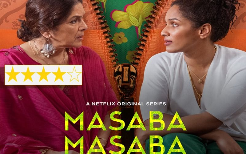 Masaba Masaba Review: Neena and Masaba Gupta's Unapologetic Depiction Of Their 'HOT MESS' Is Applaudable!