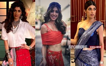 Aishwarya Sakhuja On Her Glamarous Avatar In Yeh Hai Chahatein: 'I Rarely Dress Up So Much In Real Life'- EXCLUSIVE