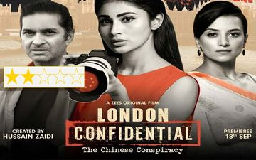 London Confidential Movie Review: Mouni Roy & Purab Kohli's Spy Thriller Falls Flat