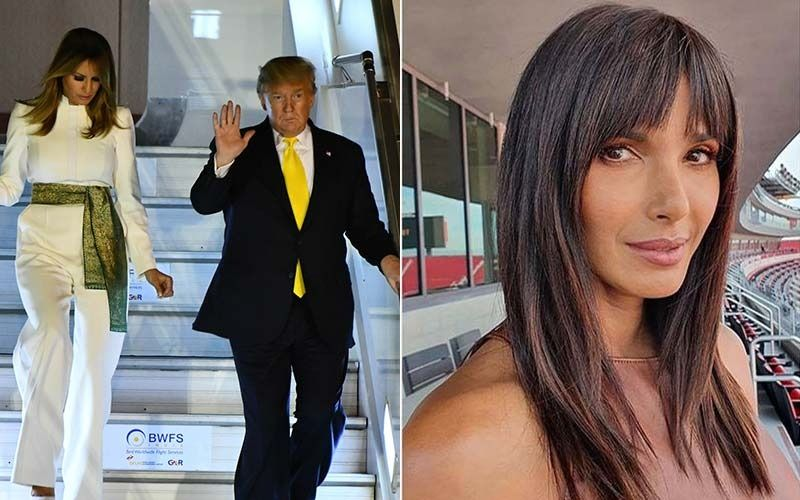 Padma Laksmi Says It's 'Karma' As US President Donald Trump, Wife Melania Test Positive For COVID-19 A Month Before Elections