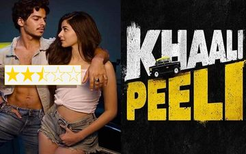 Khaali Peeli Movie Review: Ishaan Khattar Is The Saving Grace In This Cliché Bollywood Masala Film