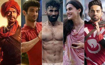 Films That Will Release Again As Theatres Reopen After Lockdown: Tanhaji, Kedarnath, Malang, Thappad And Shubh Mangal Zyada Saavdhan